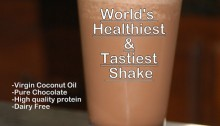 World's Healthiest & Tastiest Shake (Vanilla, Chocolate, Berry)