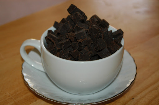"""""""Milk"""" Chocolate Chunk Dreams (Dairy & Soy Free & Low-Carb)"""