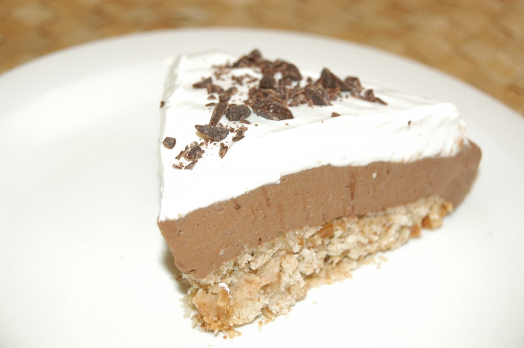 Old Fashioned Chocolate Cream Pie (GF, SF, DF, LC & EF)