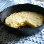 "Southern Style Buttermilk ""Corn"" Bread- Grain Free"