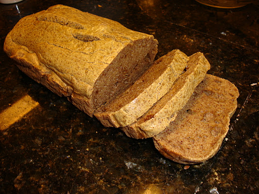 The Easiest Bread EVER!