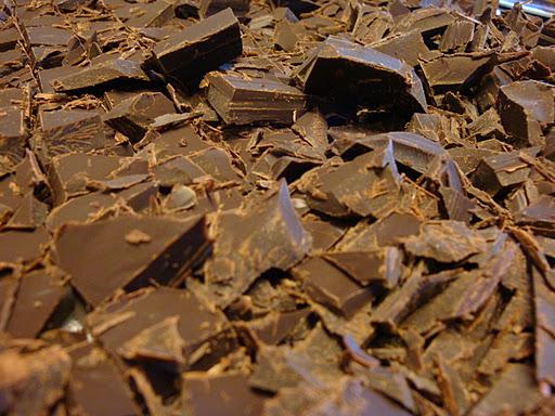 Homemade Chocolate Chunks