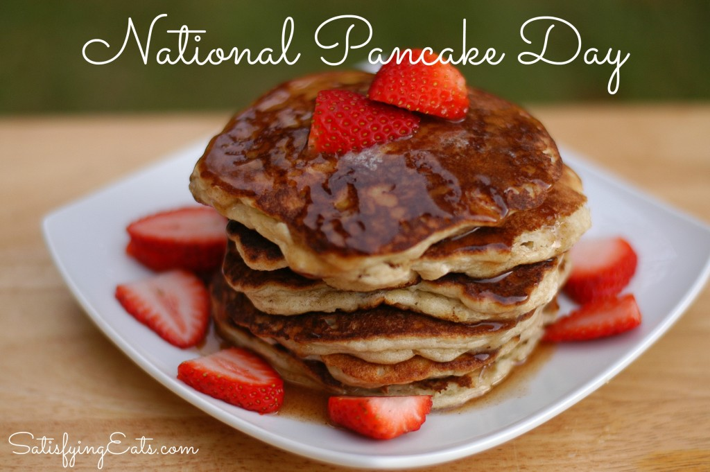 fluffy pancakes National pancake