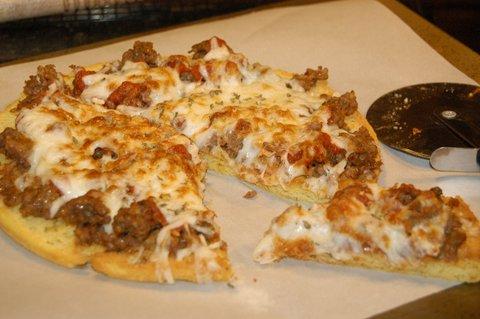 EASY Grain-Free Pizza