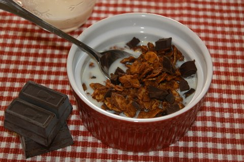 Peanut Butter Crunch Cereal (Grain, Soy & Egg Free)