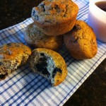 Blueberry-Lemon Muffins (or Scones)