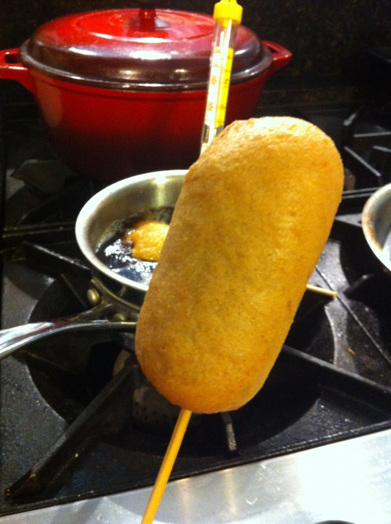"The Grain-Free ""Corn"" Dog"