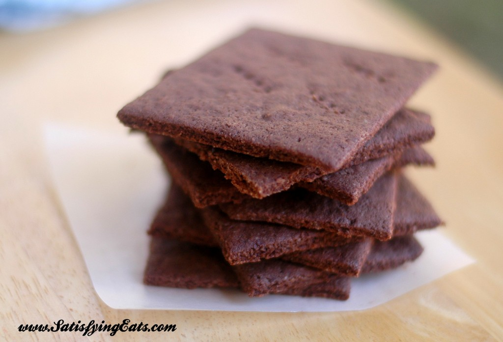 Chocolate Graham Crackers