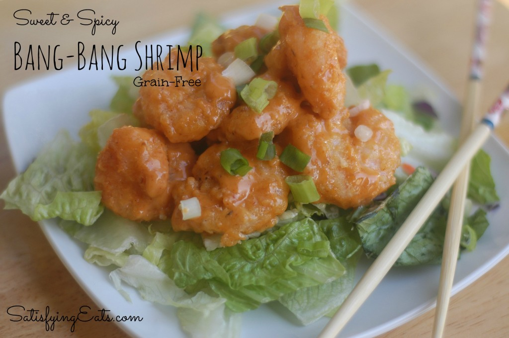 Sweet & Spicy Bang-Bang Shrimp