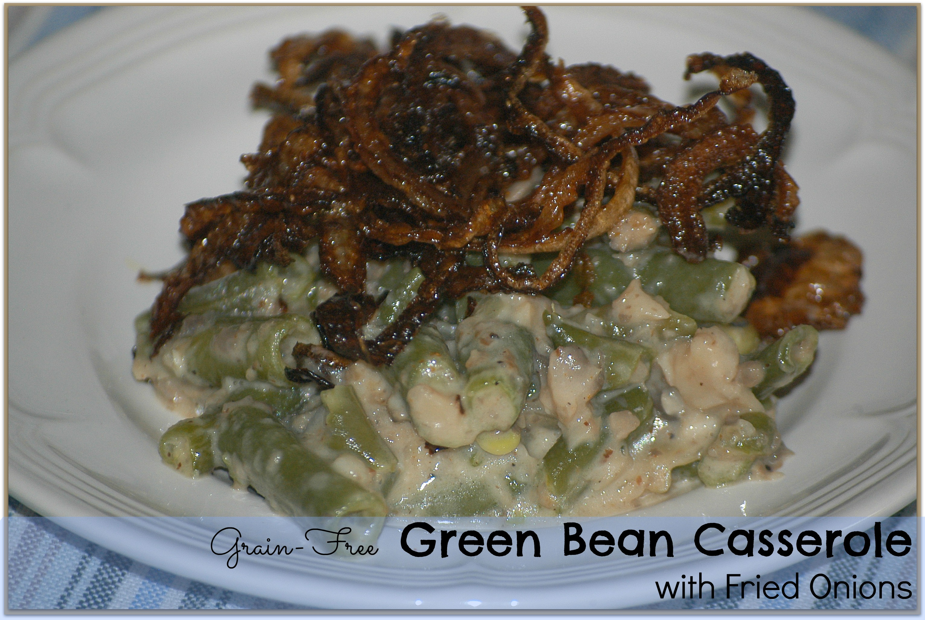 Green Bean Casserole Thanksgiving Recipes