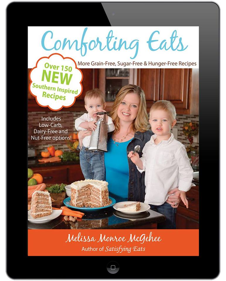 Comforting Eats eBook Giveaway!