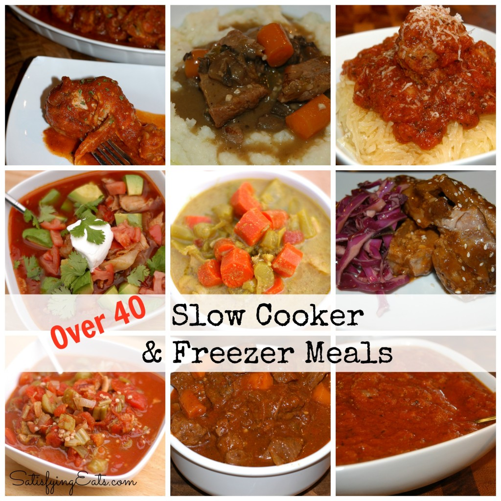 slow cooker Collage