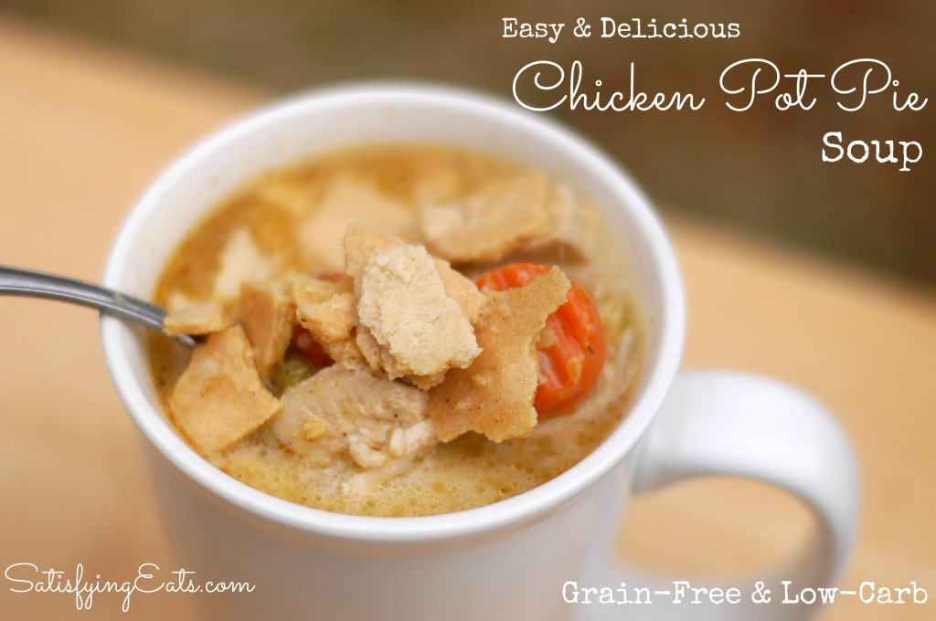 Easy Chicken Pot Pie Soup