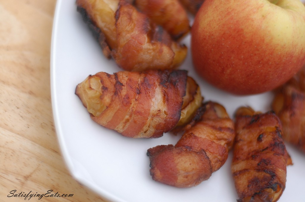 Bacon-Apple Pie Bites