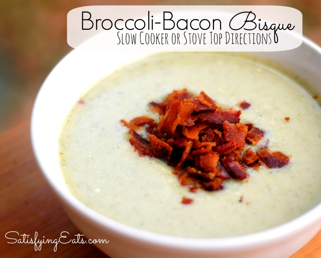 Broccoli-Bacon Bisque
