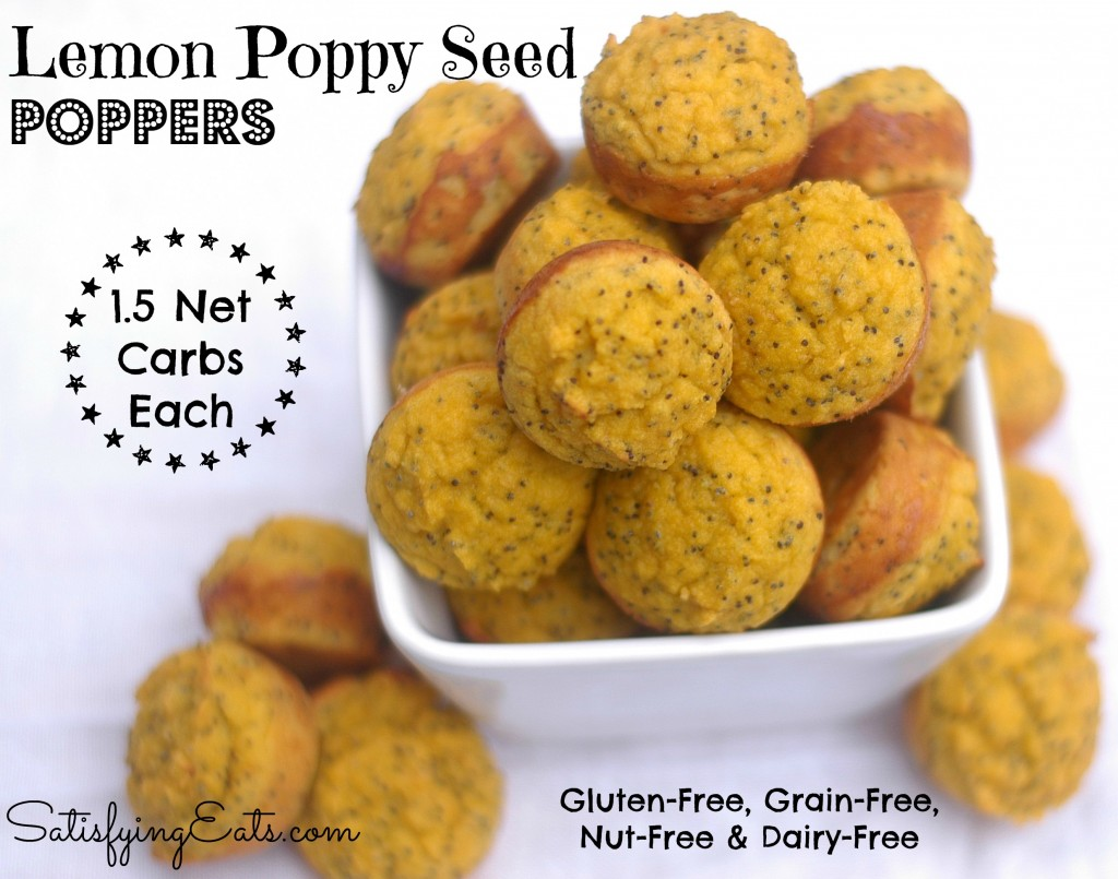 lemon poppy seed poppers