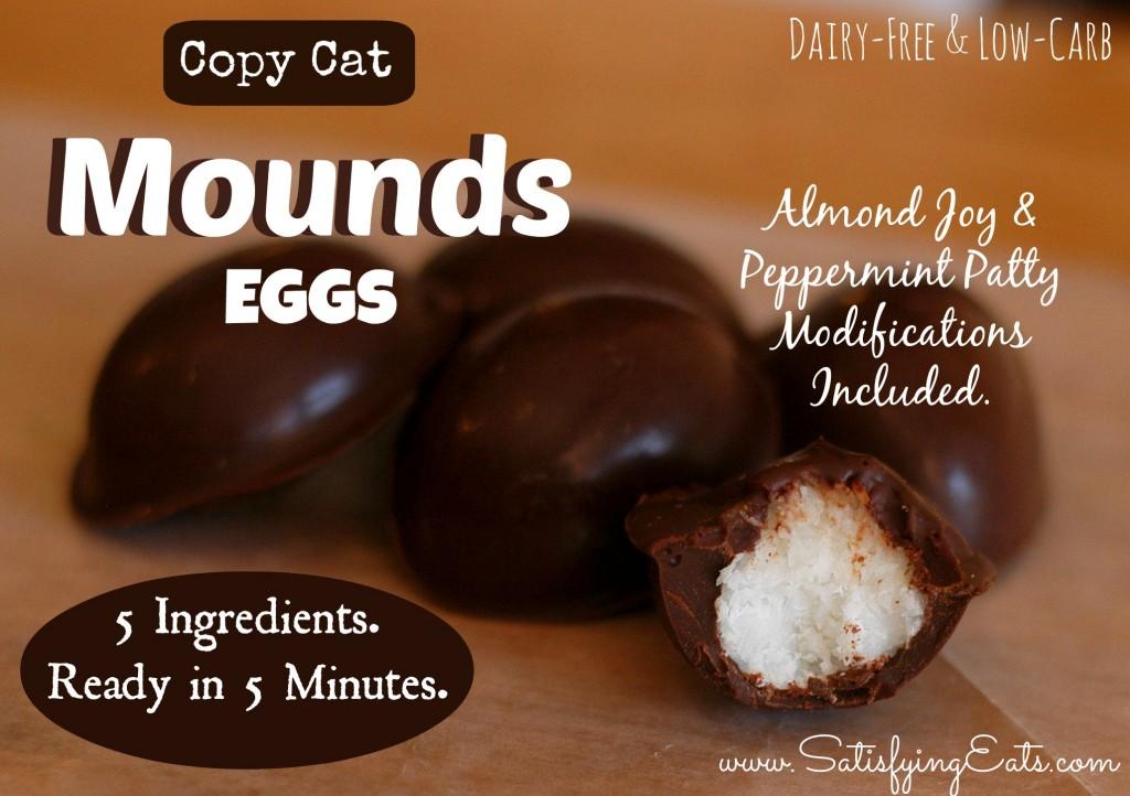 Copy Cat Mounds