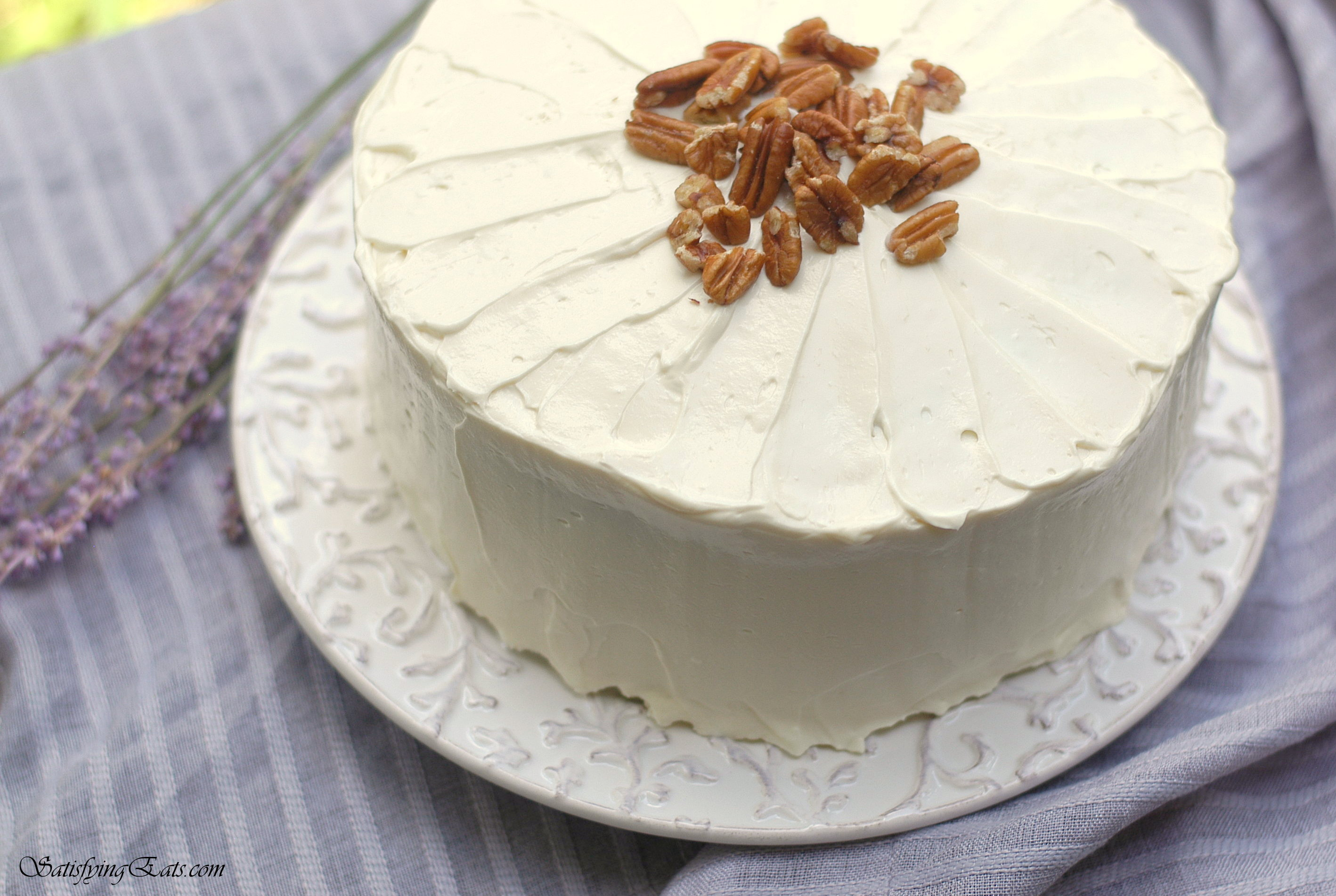Coconut Cake Recipe Keto: Italian Cream Cake