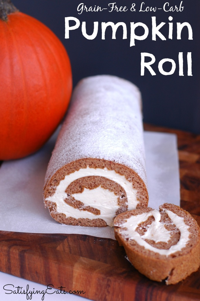 pumpkin roll GFLC