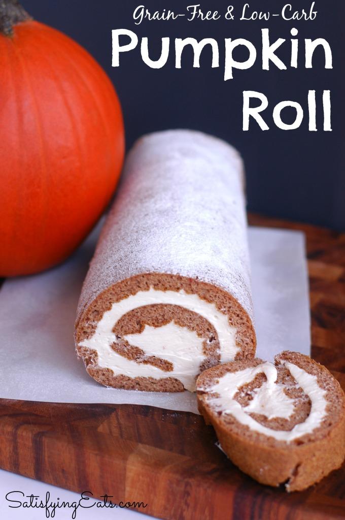 pumpkin roll GFLC